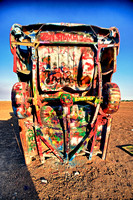 Cadillac Ranch #3, Amarillo, TX