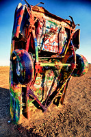 Cadillac Ranch #4, Amarillo, TX
