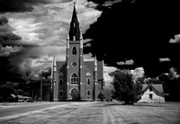 Sacred Heart Catholic Church, Park KS
