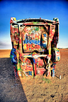 Cadillac Ranch #2, Amarillo, TX