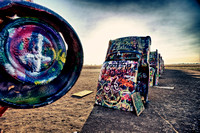 Cadillac Ranch #1, Amarillo, TX